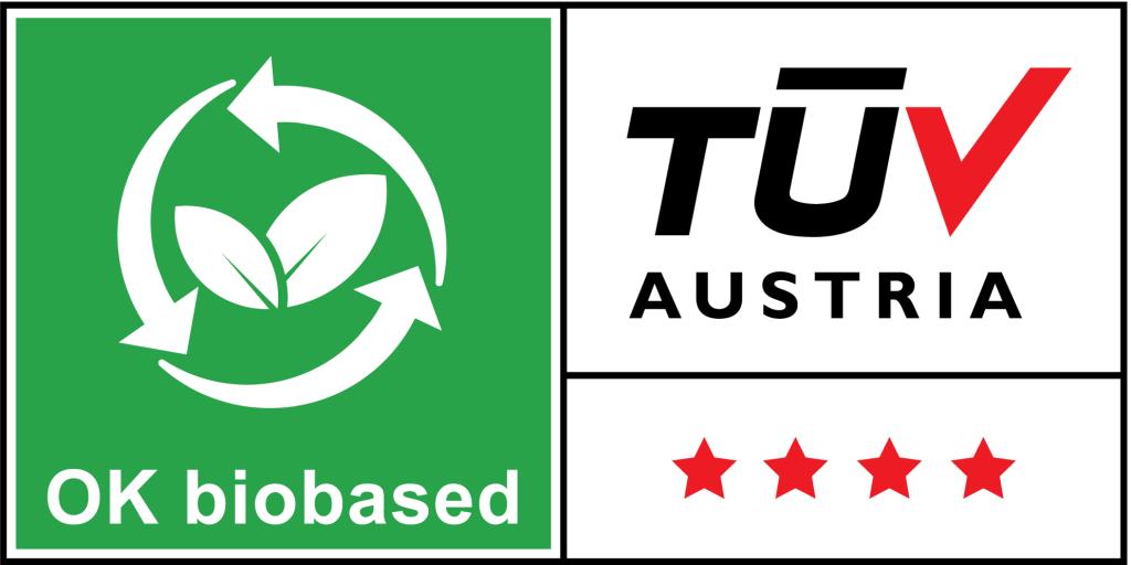 certifications tuv austria ok biobased bioplastique biosourcé biobasé